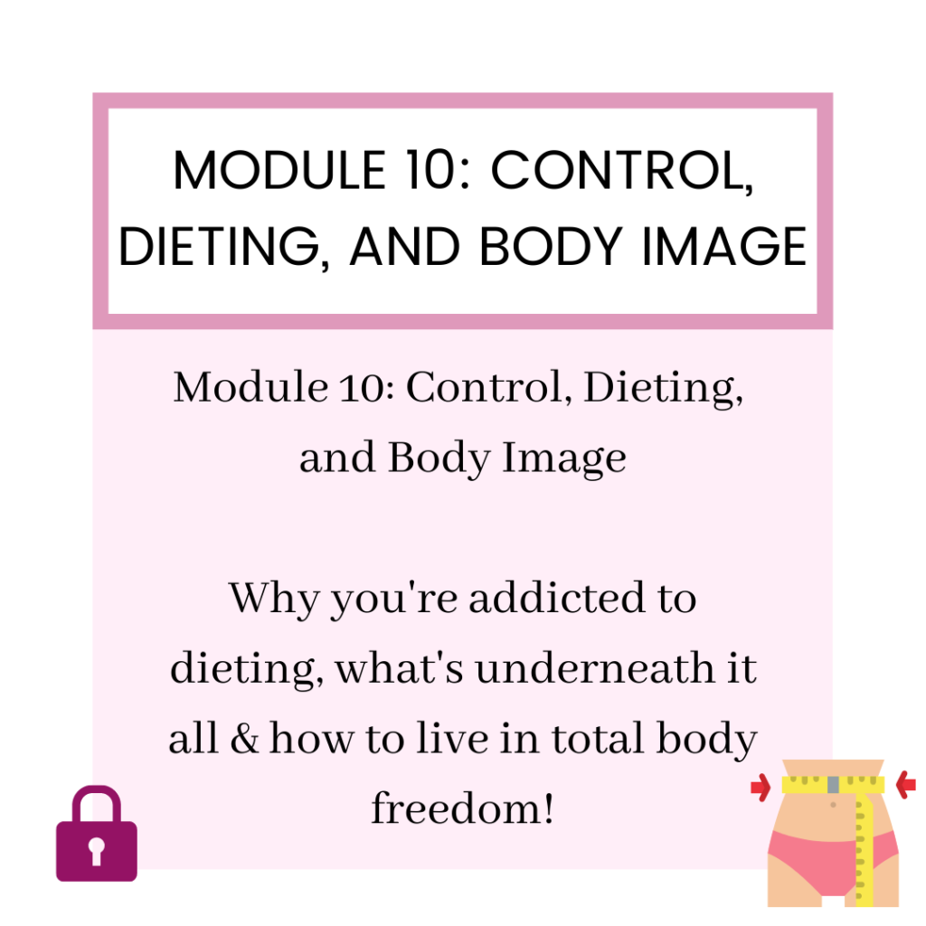 Free body image program